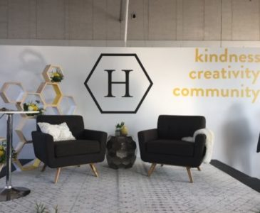 THE HIVERY'S ENTREPRENEUR + INSPIRATION LAB